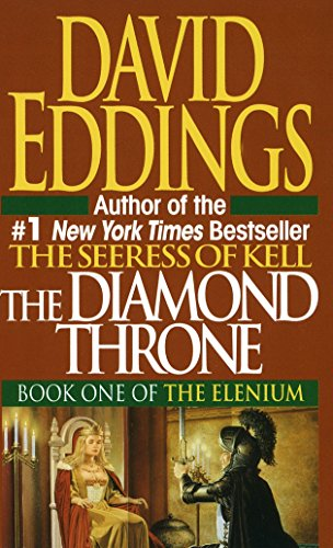9780345367693: The Diamond Throne (The Elenium)