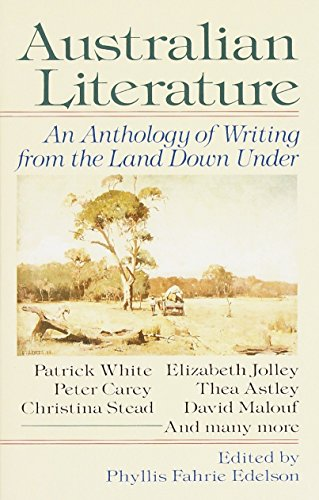 9780345368003: Australian Literature: An Anthology of Writing from the Land Down Under