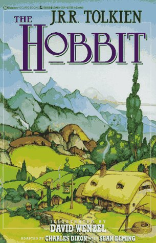 J.R.R. Tolkiens The Hobbit: An Illustrated Edition