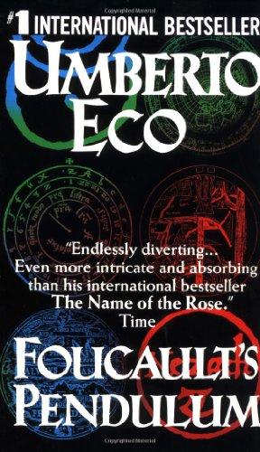 9780345368751: Foucault's Pendulum (Roman)