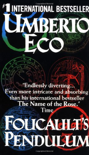 Foucault's Pendulum: Umberto Eco