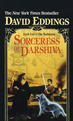 9780345369352: Sorceress of Darshiva (Malloreon (Paperback Random House))