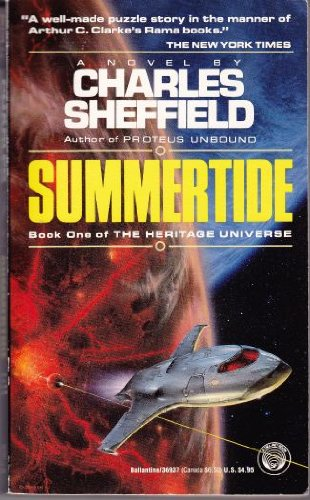 9780345369376: Summertide (The Heritage Universe)