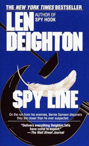 9780345370068: Spy Line