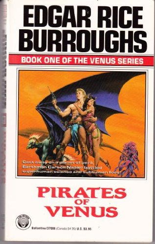 9780345370082: Pirates of Venus (Venus No 1)