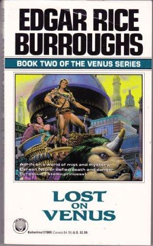 9780345370099: Lost on Venus: (#2) (Venus No 2)