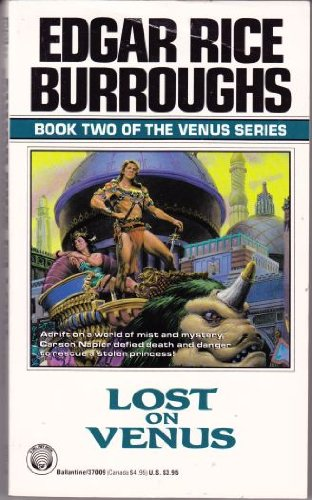 9780345370099: Lost on Venus: (#2) (Venus No 2)