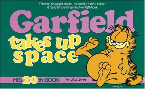 9780345370297: Garfield Takes Up Space: His 20th Book