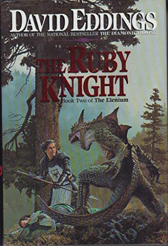 9780345370433: The Ruby Knight (Book Two of The Elenium)