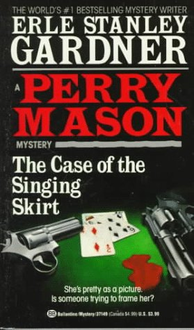 9780345371492: The Case of the Singing Skirt