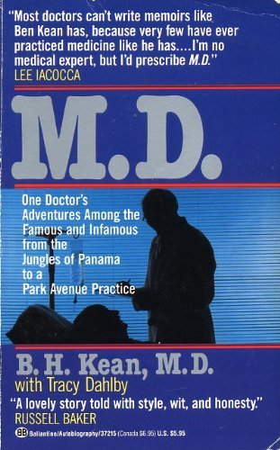 9780345372154: M.D.: One Doctor's Adventures Among the Famous