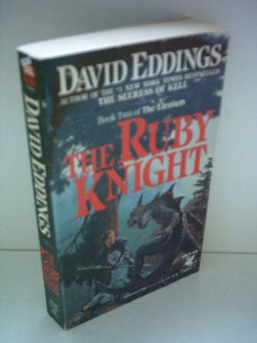 9780345372406: The Ruby Knight.