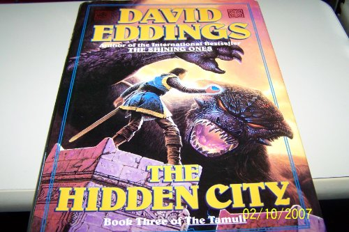Hidden City (The Tamuli, Book 3)