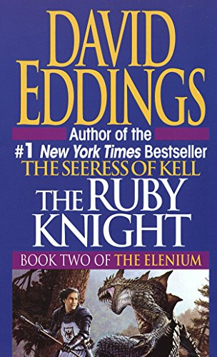 9780345373526: The Ruby Knight (Book Two of the Elenium)