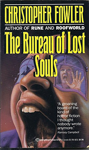 9780345373717: Bureau of Lost Souls