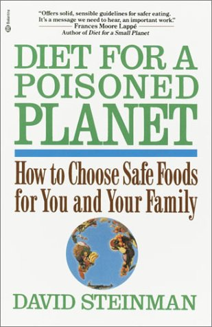 9780345374653: Diet for a Poisoned Planet