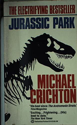9780345374738: Jurassic Park