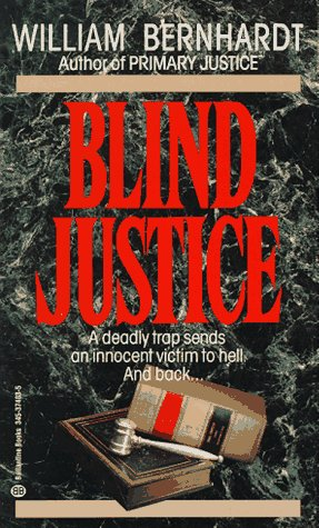 9780345374837: Blind Justice