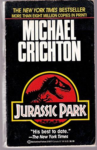 9780345374912: Jurassic Park
