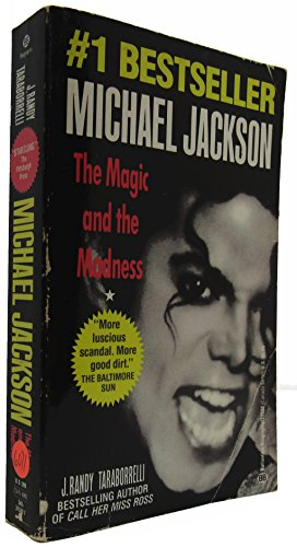9780345375322: Michael Jackson: Ballentine Books Edition: The Magic and the Madness