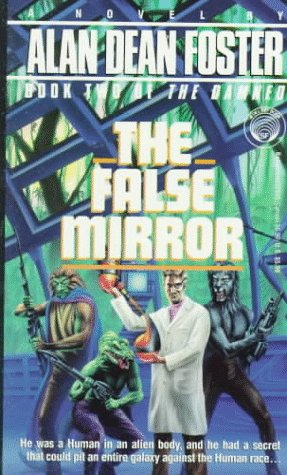 9780345375759: The False Mirror (The Damned, Book 2)