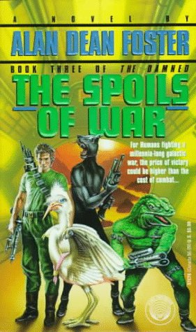 9780345375766: The Spoils of War (The Damned, Book 3)