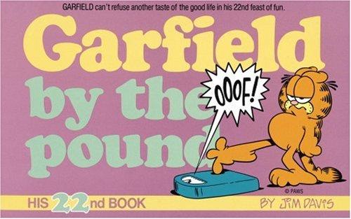 Garfield by the Pound (Garfield (Numbered Paperback)): Davis, Jim
