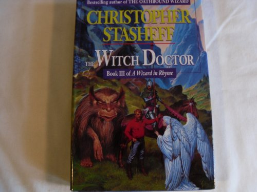 9780345375841: The Witch Doctor: Book III of A Wizard in Rhyme (A Wizard in Rhyme, Book 3)