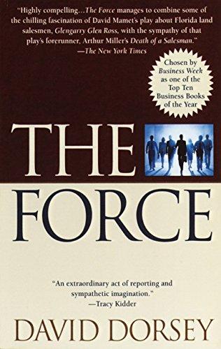 The Force: Dorsey, David