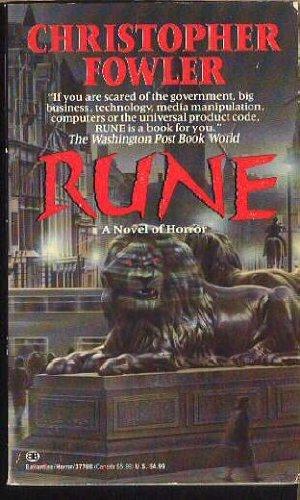 9780345377685: Rune