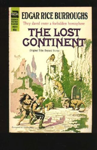 9780345378347: The Lost Continent