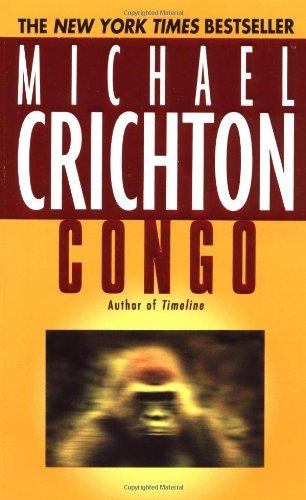 9780345378491: Congo (Roman)