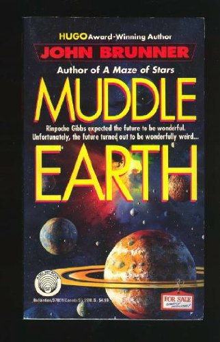 Muddle Earth (0345378512) by Brunner, John