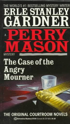 9780345378705: The Case of the Angry Mourner