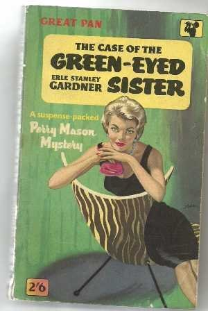 9780345378729: The Case of the Green-Eyed Sister