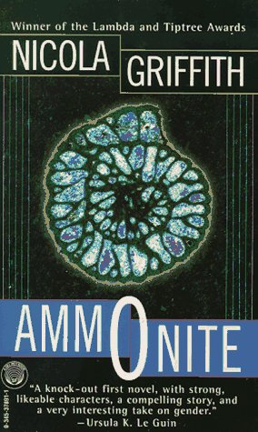 Ammonite: Griffith, Nicola