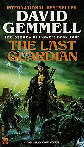 9780345379009: Last Guardian (The Stones of Power: Jon Shannow Trilogy)