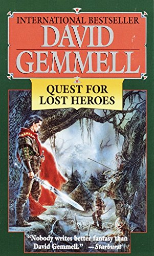 9780345379047: Quest for Lost Heroes (Drenai Sagas)
