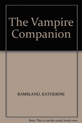 9780345379214: The Vampire Companion