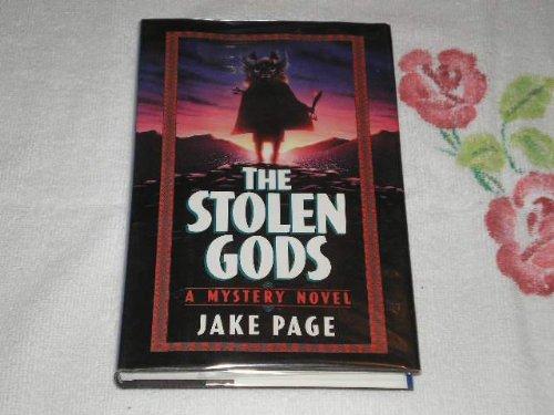 The Stolen Gods: Page, Jake