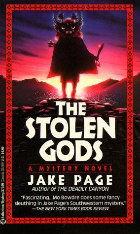 9780345379290: Stolen Gods