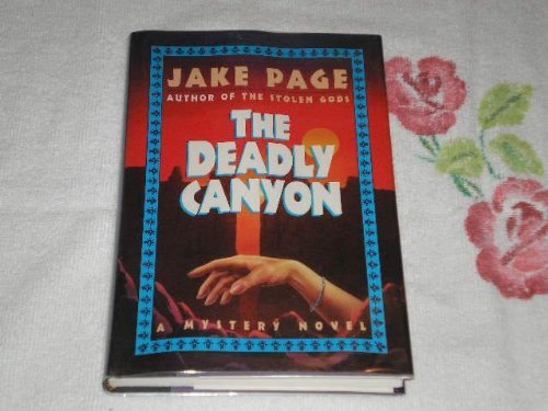 9780345379306: The Deadly Canyon