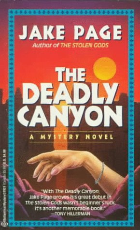 9780345379313: Deadly Canyon