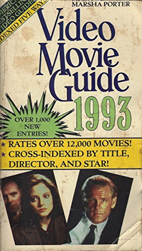 Video Movie Guide 1993: Porter, Marsha
