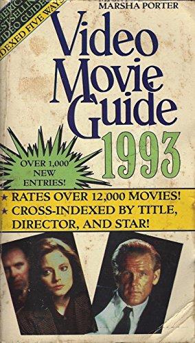 9780345379443: Video Movie Guide 1993