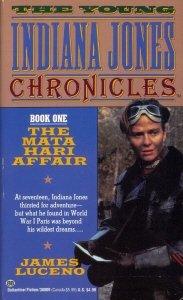 9780345380098: The Mata Hari Affair (The Young Indiana Jones Chronicles, Book 1)