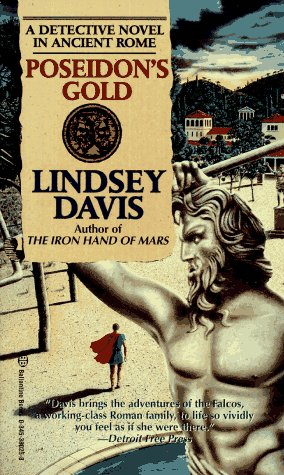 9780345380258: Poseidon's Gold: A Marcus Didius Falco Mystery