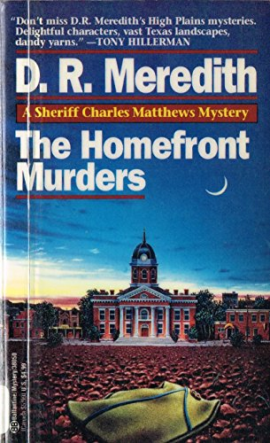 9780345380500: The Homefront Murders