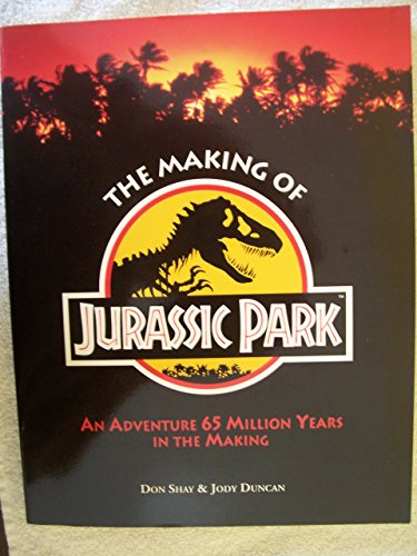 9780345381224: The Making of Jurassic Park