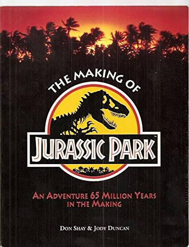 The Making of Jurassic Park: Don Shay